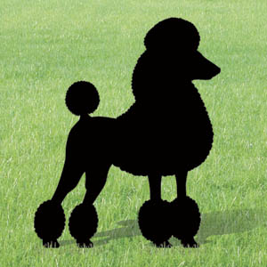 1020 poodle shadow pattern for Yard shadow patterns