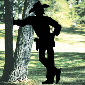 851 - Cowboy Sahdow Pattern