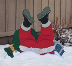 CYD171 -Santa Slip Pattern