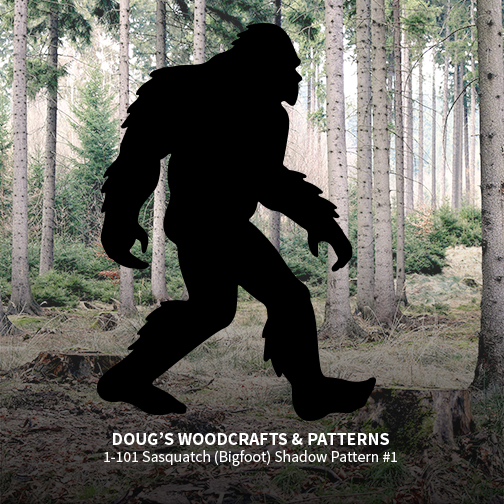 yard silhouettes doug 39 s woodcrafts patterns On yard shadow patterns
