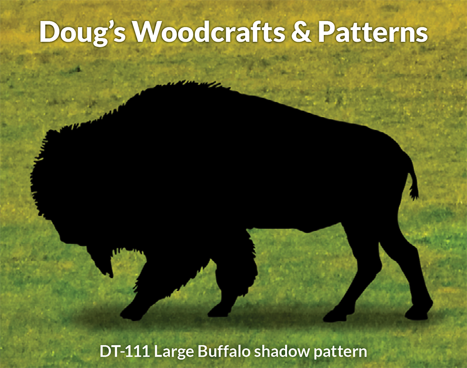 DT-111 Buffalo Shadow Pattern