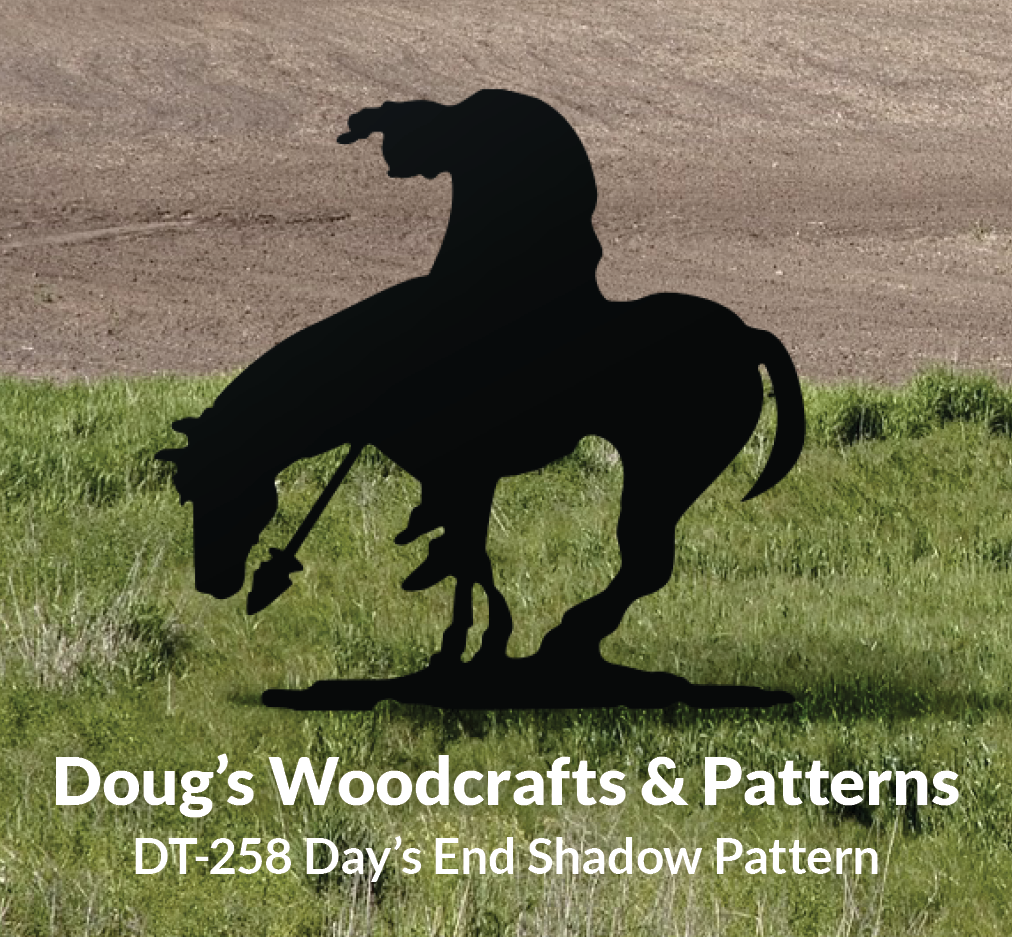 DT-258 Days End Shadow |Pattern