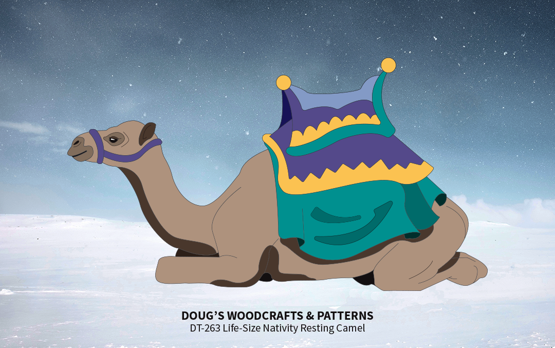 Christmas Yard Displays Archives - Doug's Woodcrafts & Patterns