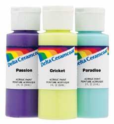 Delta Acrylic Paints