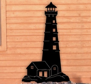 SH-87 - Lighthouse Shadow Pattern