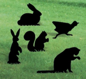 SH40 - Small Animals Shadow Pattern