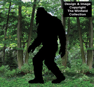 W-1707 - Bigfoot Shadow Woodcraft Pattern