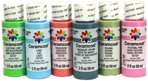 Nine 2 Oz. Bottle Paint Set