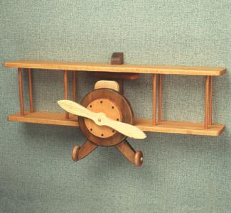 Airplane Shelf Plans