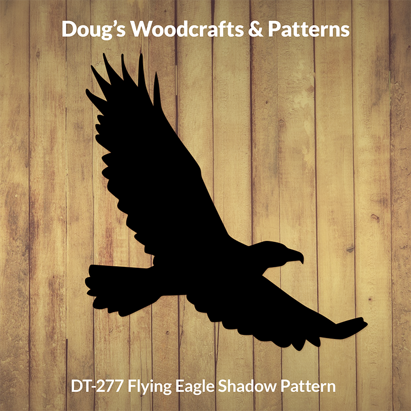 DT-277 Flying Eagle Shadow Pattern